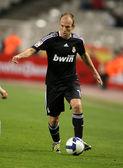 Arjen Robben of Real Madrid — Stock Photo