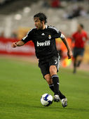 Raul Gonzalez of Real Madrid — Stock Photo