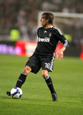 Gabriel Heinze of Real Madrid — Stock Photo