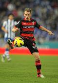 Michael Krohn-Dehli of Celta de Vigo — Stock Photo