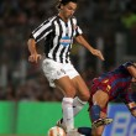 Постер, плакат: Zlatan Ibrahimovic of Juventus