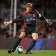 Oliver Kahn of Bayern Munich - Stock Photo