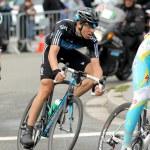Team Sky's cyclist Spanish Xabier Zandio — Stock Photo #18683483