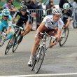 AG2R La Mondiale's cyclist Irish Nicolas Roche — Stock Photo