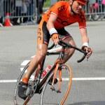 CCC Polsat Polkowice cyclist Bartlomiej Matysiak — Stock Photo