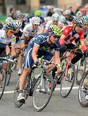 Movistar Team's cyclist Jose Joaquin Rojas — Stock Photo
