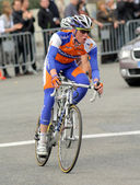 Rabobank cyclist Dutch Steven Kruijswijk — Stock Photo