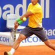 Stock Photo: Spanish tennis player Rafael Nadal