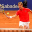 Stock Photo: French tennis player Richard Gasquet