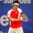 Japanese Kei Nishikori - Stock Photo