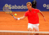 French tennis player Richard Gasquet — Stock Photo