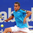 Spanish tennis player Nicolas Almagro - Stock Photo
