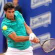 Spanish tennis player Pablo Andujar - Stock Photo