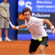 Stock Photo: Kazakh tennis player Mikhail Kukushkin