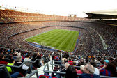 FC Barcelona stadium, Camp Nou — Stock Photo