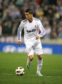 Cristiano Ronaldo of Real Madrid — Stock Photo