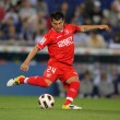 Gary Medel of Sevilla - Stock Photo