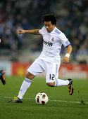Marcelo Vieira of Real Madrid — Stock Photo