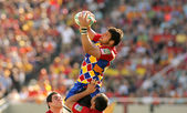 Perpignan's player Damien Chouly — Stockfoto