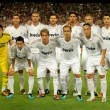 Real Madrid Team — Stock Photo #18851671