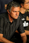 Jose Mourinho of Madrid — Stock Photo
