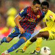 Постер, плакат: Alexis Sanchez of FC Barcelona