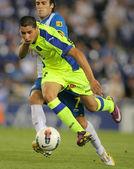 Abdelaziz Barrada of Getafe CF — Stock Photo