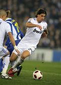 Sami Khedira of Real Madrid — Stock Photo