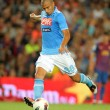 Gokhan Inler of SSC Napoli — Stock Photo