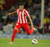 Jose Antonio Reyes of Atletico Madrid — Stockfoto