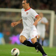 Piotr Trochowski of Sevilla FC — Stock Photo