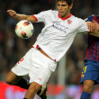 Federico Fazio of Sevilla FC — Stock Photo