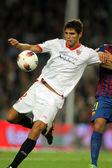 Federico Fazio of Sevilla FC — Stock Photo