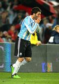 Argentinian player Gonzalo Higuain — Stock Photo