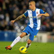 Vladimir Weiss of Espanyol — Stock Photo