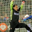 Stock Photo: Claudio Bravo of Real Sociedad