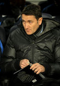 Philippe Montanier of Real Sociedad — Стоковое фото