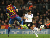 Tino Costa of Valencia CF — Stock Photo