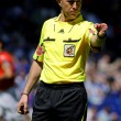 Referee Iglesias Villanueva — Stock Photo