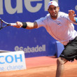 Colombian tennis player Robert Farah - Stock Photo