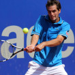 Spanish tennis player Albert Ramos - Stock Photo