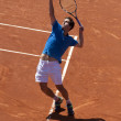 Spanish tennis player Albert Ramos — Stock Photo