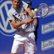 Australian tennis player Bernard Tomic - Stock Photo