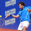 Latvian tennis player Ernests Gulbis — Stock Photo