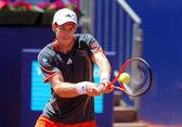 British tennis player Andy Murray — Stock Photo