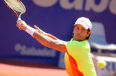 Spanish tennis player Fernando Verdasco — Stock Photo