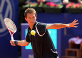 Ukrainian tennis player Sergiy Stakhovsky — Stock Photo