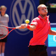 Stock Photo: Belgitennis player Steve Darcis