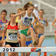 TessPotezny of Australiduring 3000m steeplechase event — Stock Photo #19260831