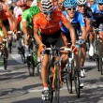 Постер, плакат: Euskaltel Euskadi spanish cyclist Igor Anton